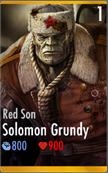 Red Son Solomon Grundy