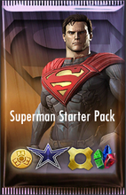 Superman-Starter-Pack