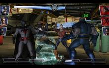Flashpoint Deathstroke teammate assist