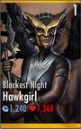 Hawkgirl - Blackest Night