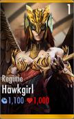 Regime Hawkgirl
