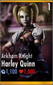 Arkham Knight Harley Quinn