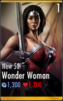 Wonder Woman - New 52 (HD)