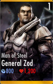General Zod - Man of the Steel (HD)