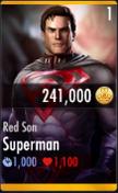 RedSonSuperman