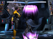 Sinestro tutorial broken