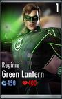 Green Lantern - Regime (HD)