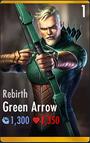 Green Arrow - Rebirth (HD)