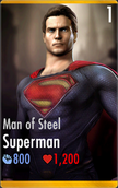 Superman - Man of Steel (HD)