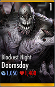 Doomsday - Blackest Night