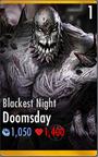 Doomsday - Blackest Night
