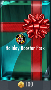Holiday Booster