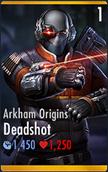 Deadshot - Arkham Origins (HD)