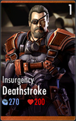 Deathstroke - Insurgency
