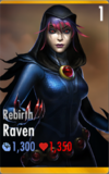 Rebirth Raven