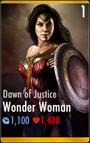 Wonder Woman - Dawn of Justice (HD)