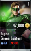 GreenLanternRegime