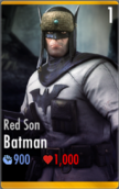 Red Son Batman