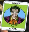 Deck of fate joker
