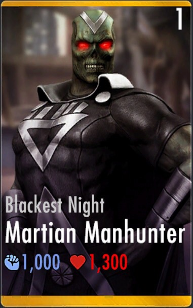 martian manhunterblackest night injustice mobile wiki
