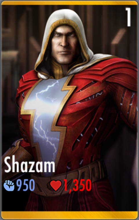 shazamprime injustice mobile wiki fandom powered by wikia