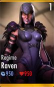 Regime Raven