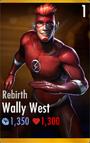 Rebirth Wally West