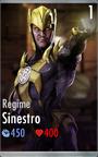 Sinestro Regime