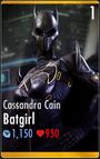 Batgirl - Cassandra Cain (HD)