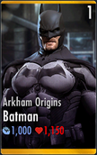 Batman - Arkham Origins (HD)