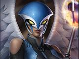 Hawkgirl/Earth 2