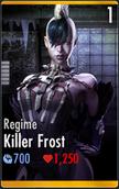 Killer Frost - Regime (HD)