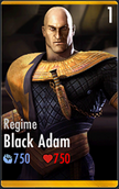 Black Adam - Regime (HD)