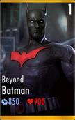 Batman - Beyond (HD)