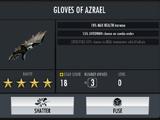 Gauntlets of Azrael