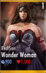 Red Son Wonder Woman