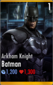 Arkham Knight Batman