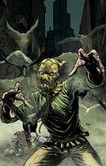 Detective Comics Vol 2 23.3 The Scarecrow Textless