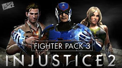 Injustice 2 FINAL Fighter Pack 3 Character Wishlist!!