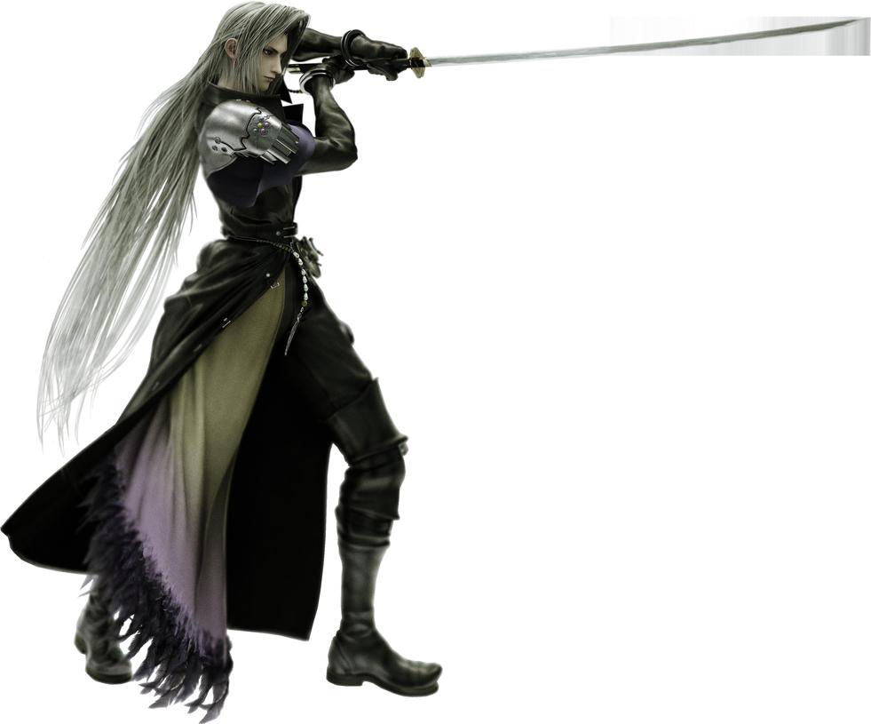 Sephiroth Injustice Fanon Wiki Fandom