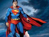 Superman (Teen Titans vs X-Men 2)