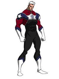 Captain Atom Regime (DoI)