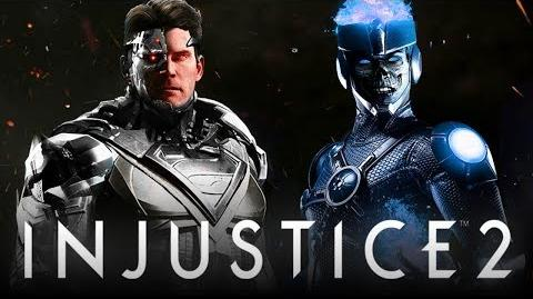 Injustice 2 New DLC Character Premier Skins, Added Gear, Movie & TV Skins & More! (Injustice 2)