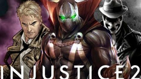 Injustice 2 - Fighter Pack 3 Predictions