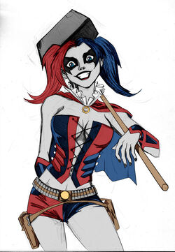 Harley Quinn (Legends Collide)