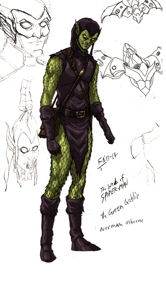 Goblin2. Green Goblinu0027s Default Costume  sc 1 st  Injustice Fanon Wiki - Fandom & Green Goblin(Revengers) | Injustice Fanon Wiki | FANDOM powered by Wikia