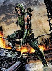 Green Arrow (Modern Version)