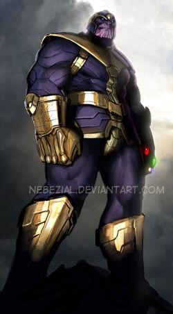 Thanos (Legends Collide)