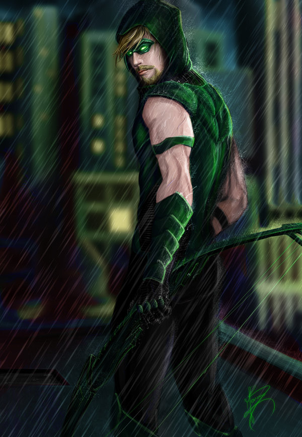 Green Arrow IGGR