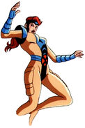 Jean Grey (X-Men Animated Series) 004